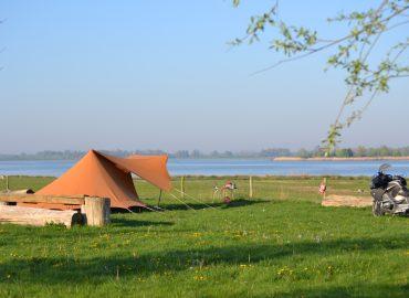 Uitzicht Biesbosch